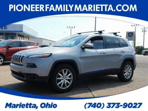 2015 Jeep Cherokee for sale at Pioneer Family preowned autos in Williamstown WV