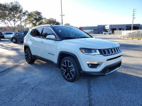 2018 Jeep Compass for sale at GATOR'S IMPORT SUPERSTORE in Melbourne FL