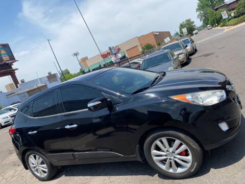 2013 Hyundai Tucson for sale at Sanaa Auto Sales LLC in Denver CO