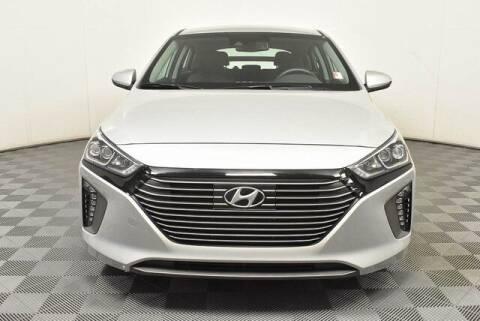 2019 Hyundai Ioniq Plug-in Hybrid for sale at Southern Auto Solutions-Jim Ellis Hyundai in Marietta GA