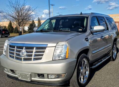 2009 Cadillac Escalade ESV for sale at PA Auto World in Levittown PA