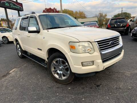 2008 Ford Explorer for sale at Boardman Auto Mall in Boardman OH
