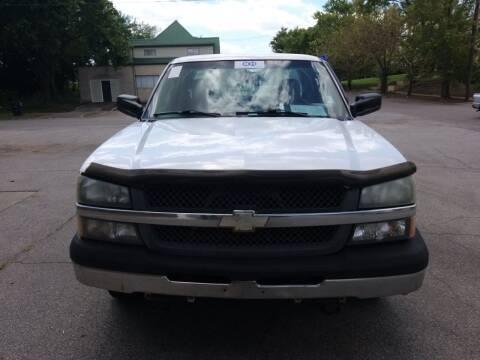 2004 Chevrolet Silverado 1500 for sale at Empire Auto Remarketing in Shawnee OK