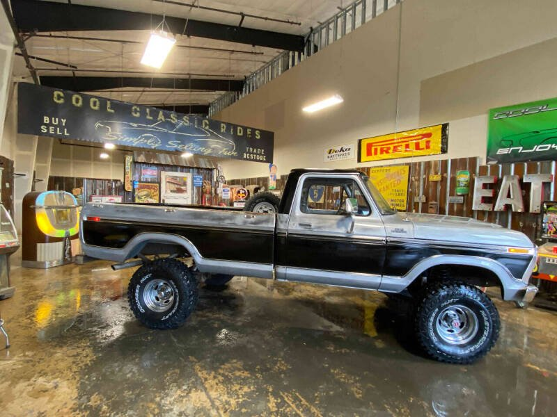 1977 Ford F-150 4X4 Ranger for sale at Cool Classic Rides in Redmond OR