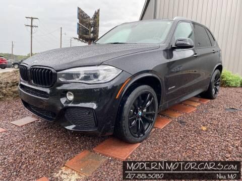 2017 BMW X5 for sale at Modern Motorcars in Nixa MO