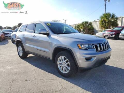 2017 Jeep Grand Cherokee for sale at GATOR'S IMPORT SUPERSTORE in Melbourne FL