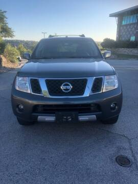 2008 Nissan Pathfinder for sale at Discount Auto in Austin TX