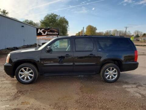 2008 GMC Yukon XL for sale at KJ Automotive in Worthing SD