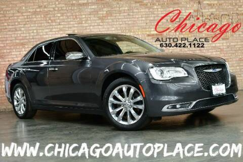 2018 Chrysler 300 for sale at Chicago Auto Place in Bensenville IL