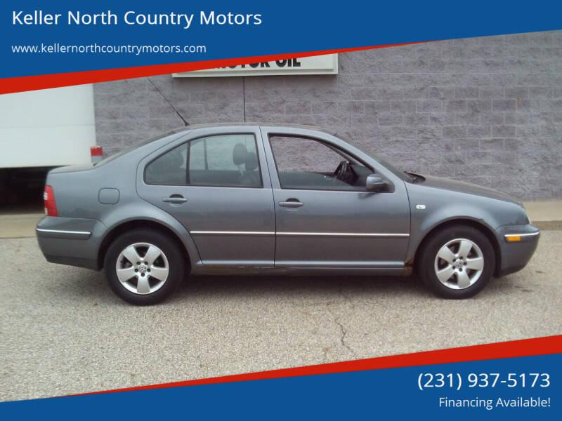 2004 Volkswagen Jetta for sale at Keller North Country Motors in Howard City MI