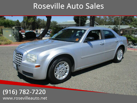 2005 Chrysler 300 for sale at Roseville Auto Sales in Roseville CA