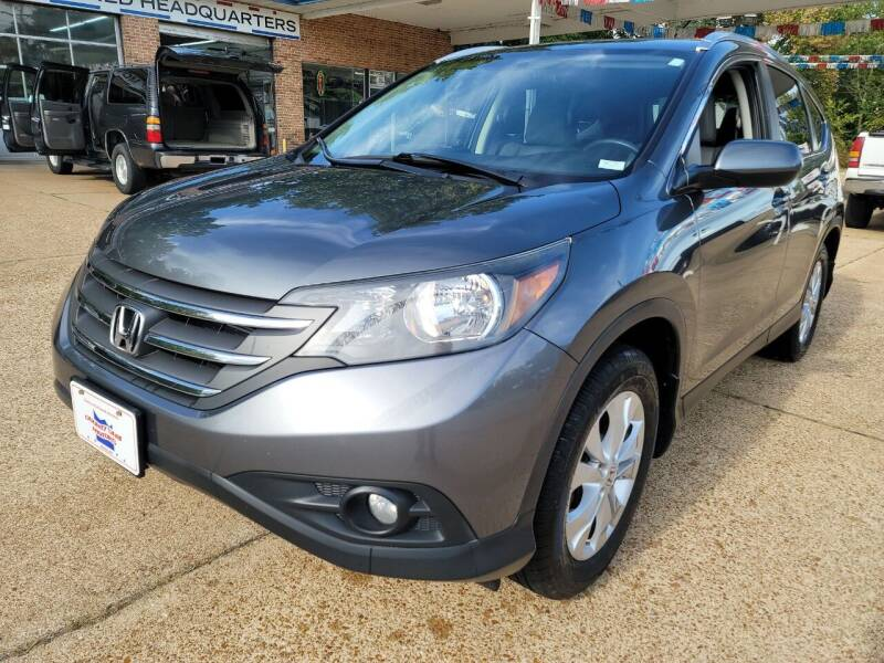2012 Honda CR-V for sale at County Seat Motors in Union MO