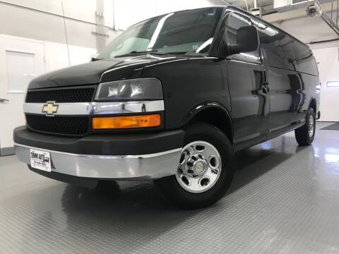2013 Chevrolet Express Passenger for sale at TOWNE AUTO BROKERS in Virginia Beach VA