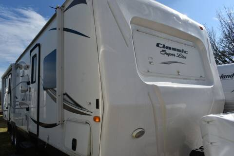 2014 Forest River Flagstaff 832BHSS for sale at Buy Here Pay Here RV in Burleson TX