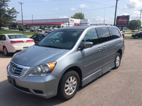 2009 Honda Odyssey for sale at Midway Auto Sales in Rochester MN