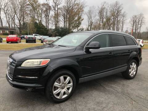 2007 Audi Q7 for sale at IH Auto Sales in Jacksonville NC