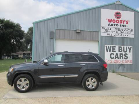 2013 Jeep Grand Cherokee for sale at Woody's Auto Sales Inc in Randolph MN