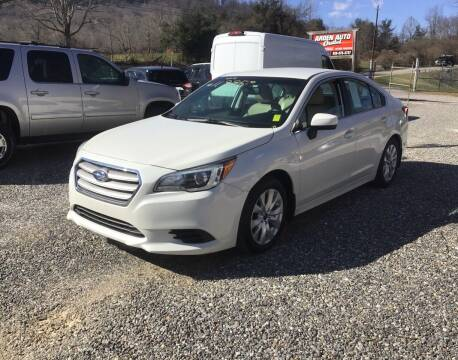 2015 Subaru Legacy for sale at Arden Auto Outlet in Arden NC