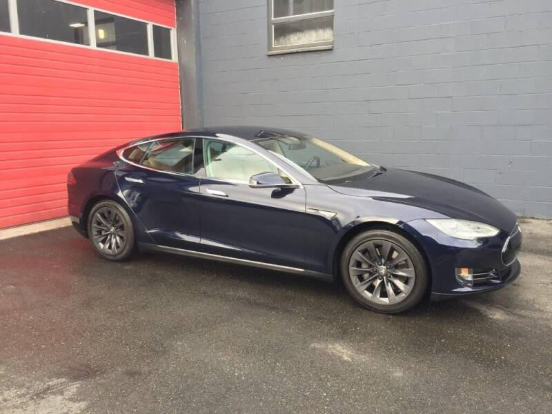 2013 Tesla Model S for sale at Paramount Motors NW in Seattle WA