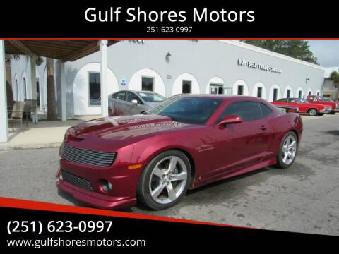 2010 Chevrolet Camaro for sale at Gulf Shores Motors in Gulf Shores AL