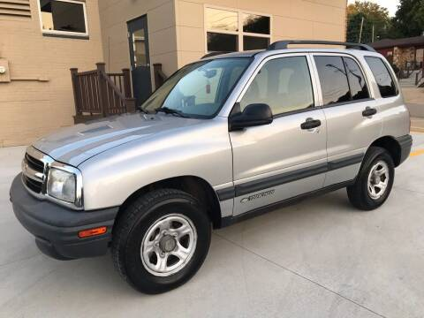 2003 Chevrolet Tracker for sale at Prime Auto Sales in Uniontown OH