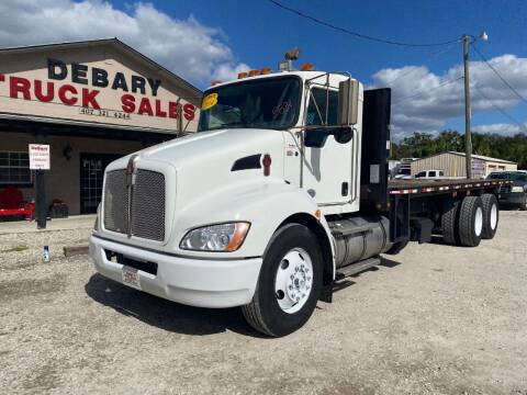 2014 Kenworth T370 for sale at DEBARY TRUCK SALES in Sanford FL