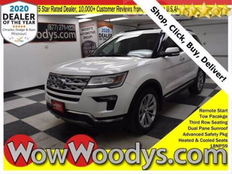 2018 Ford Explorer for sale at WOODY'S AUTOMOTIVE GROUP in Chillicothe MO