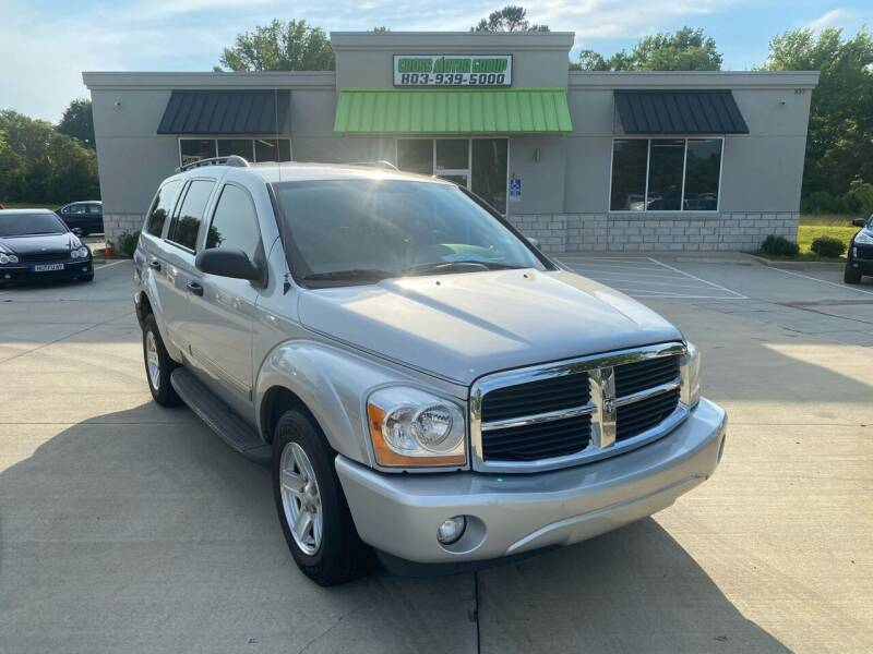2004 Dodge Durango for sale at Cross Motor Group in Rock Hill SC