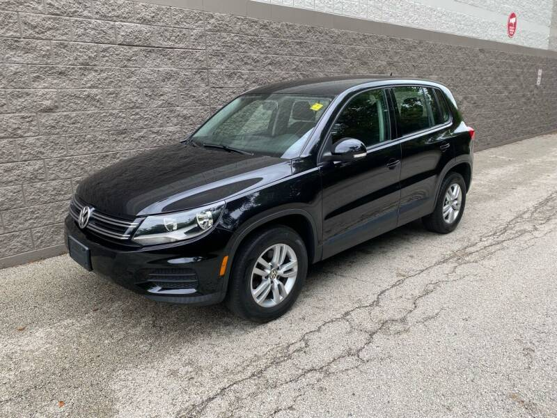 2013 Volkswagen Tiguan for sale at Kars Today in Addison IL