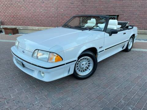 1988 Ford Mustang for sale at Euroasian Auto Inc in Wichita KS