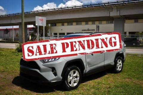 2020 Toyota RAV4 for sale at STS Automotive - Miami, FL in Miami FL