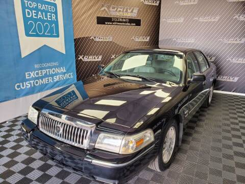 2011 Mercury Grand Marquis for sale at X Drive Auto Sales Inc. in Dearborn Heights MI