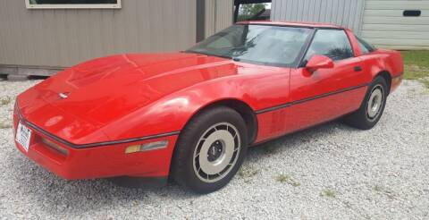 1984 Chevrolet Corvette for sale at Victory Auto Sales LLC in Mooreville MS