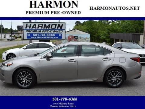 2017 Lexus ES 350 for sale at Harmon Premium Pre-Owned in Benton AR