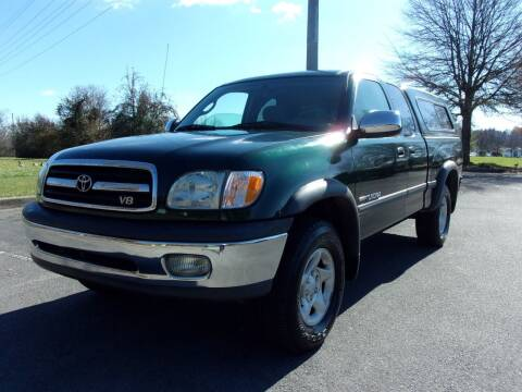 2001 Toyota Tundra for sale at Unique Auto Brokers in Kingsport TN