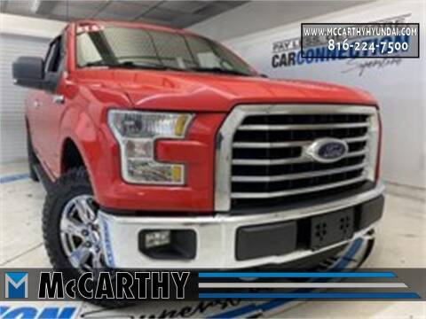2016 Ford F-150 for sale at Mr. KC Cars - McCarthy Hyundai in Blue Springs MO