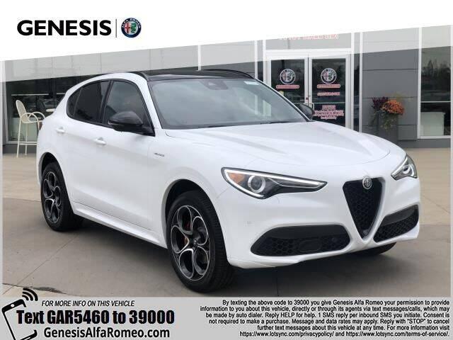 2022 Alfa Romeo Stelvio for sale in Macomb, MI