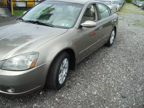 2006 Nissan Altima for sale at Branch Avenue Auto Auction in Clinton MD