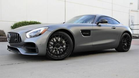2018 Mercedes-Benz AMG GT for sale at New City Auto - Retail Inventory in South El Monte CA