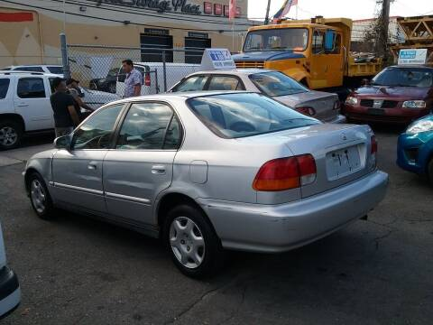 1998 Honda Civic for sale at Drive Deleon in Yonkers NY