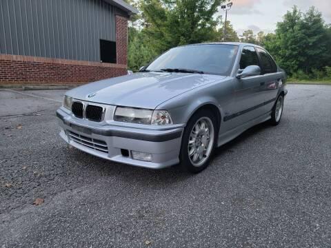 1997 BMW M3 for sale at MJ AUTO BROKER in Alpharetta GA