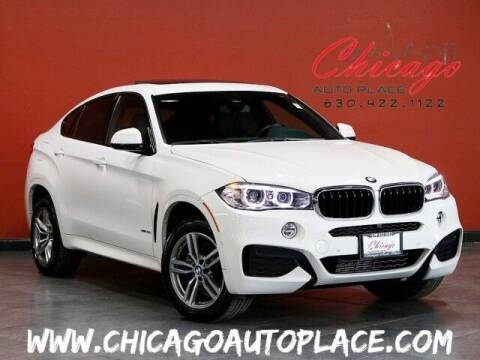 2019 BMW X6 for sale at Chicago Auto Place in Bensenville IL