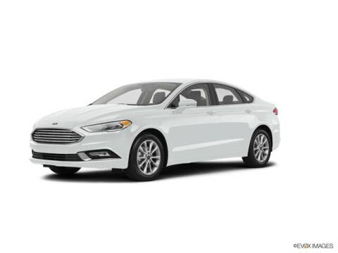 2017 Ford Fusion for sale at Volkswagen of Springfield in Springfield PA