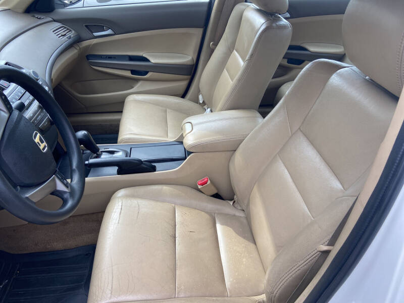 2010 Honda Accord for sale at GALANTE AUTO SALES LLC in Aston PA