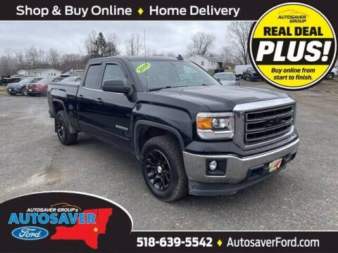 2015 GMC Sierra 1500 for sale at Autosaver Ford in Comstock NY