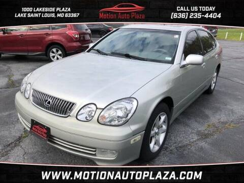 2002 Lexus GS 300 for sale at Motion Auto Plaza in Lakeside MO