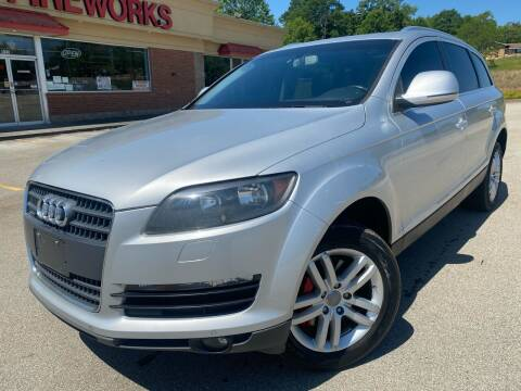 2009 Audi Q7 for sale at Gwinnett Luxury Motors in Buford GA