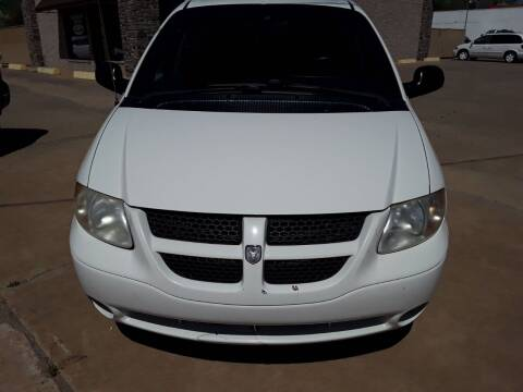 2004 Dodge Grand Caravan for sale at NORTHWEST MOTORS in Enid OK