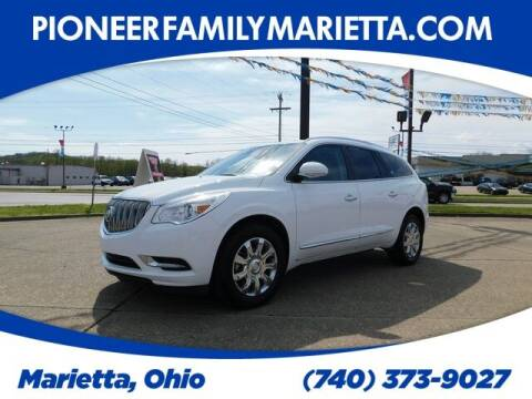 2017 Buick Enclave for sale at Pioneer Family preowned autos in Williamstown WV