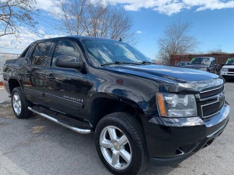 2009 Chevrolet Avalanche for sale at TD MOTOR LEASING LLC in Staten Island NY